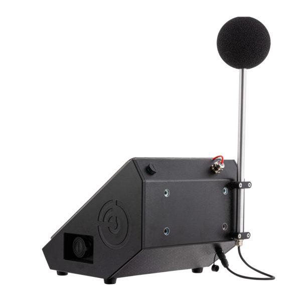 Dutch Sensor Systems - Ranos dB - Back View Left