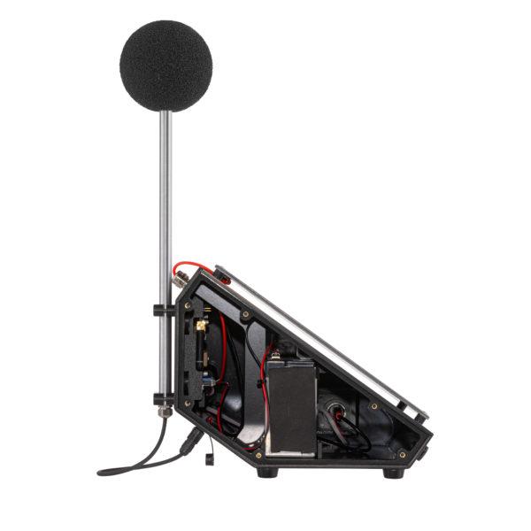 Dutch Sensor Systems - Ranos dB - Inside View