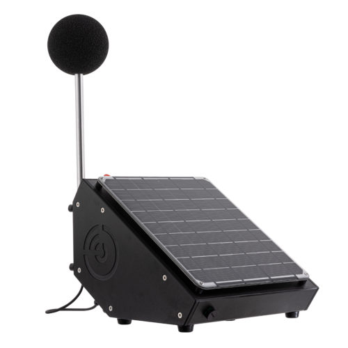 Dutch Sensor Systems - Ranos dB - Solar Panel